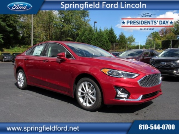 2020 Ford Fusion in Springfield, PA