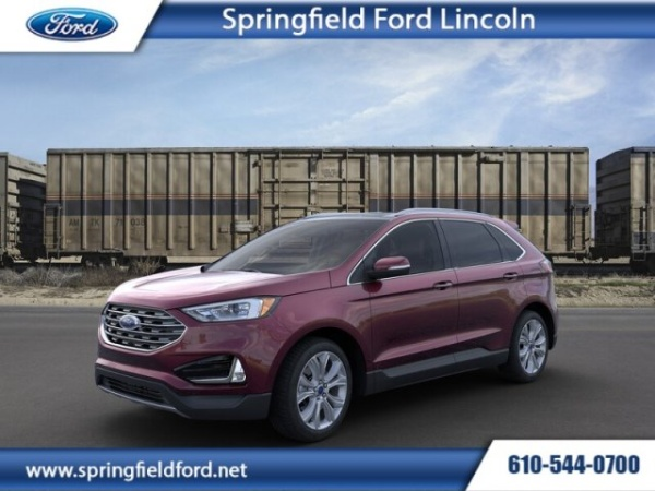 2019 Ford Edge in Springfield, PA