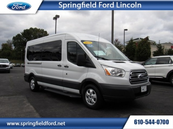 2018 Ford Transit Passenger Wagon in Springfield, PA