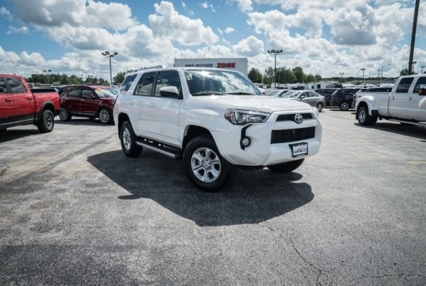 used toyota 4runner for sale in springfield mo u s news world report. Black Bedroom Furniture Sets. Home Design Ideas