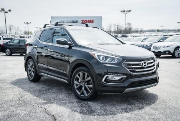 2018 Hyundai Santa Fe 2.0T Ultimate