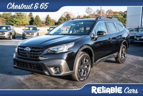 2020 Subaru Outback in Springfield, MO