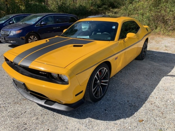 2012 Dodge Challenger Yellow Jacket Manual For Sale In Newton Nj