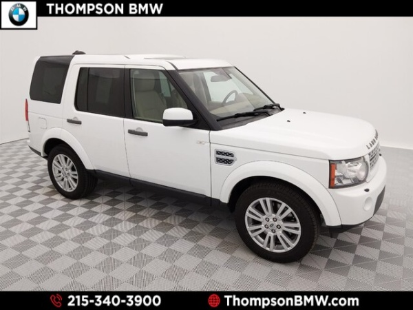 2011 Land Rover LR4 in Doylestown, PA