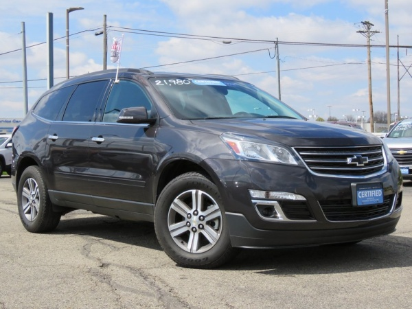 2017 Chevrolet Traverse in Lancaster, OH
