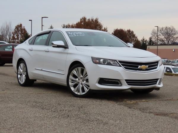 2015 Chevrolet Impala in Lancaster, OH