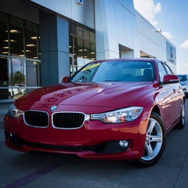 2012 BMW 3 Series in Duncan, OK