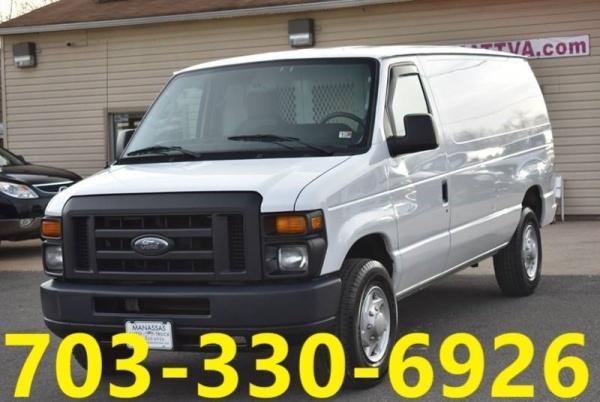 2014 Ford Econoline Cargo Van in Manassas, VA