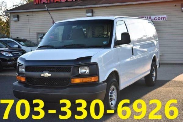 2012 Chevrolet Express Cargo Van in Manassas, VA