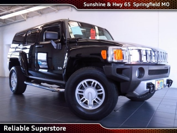 Used Hummer H3 For Sale In Springfield Mo U S News Amp World Report