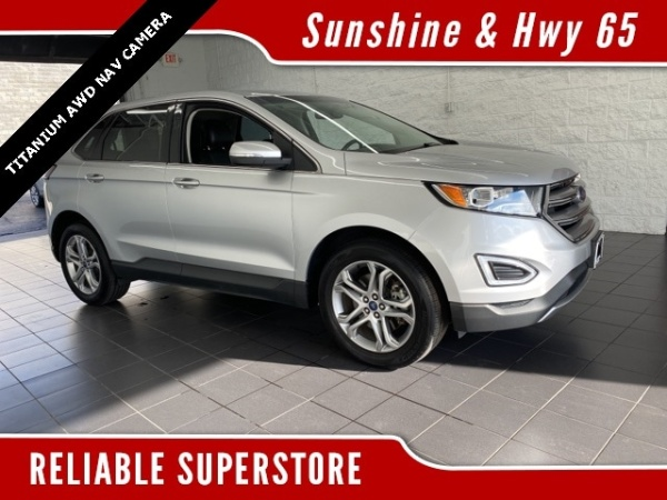 2017 Ford Edge in Springfield, MO