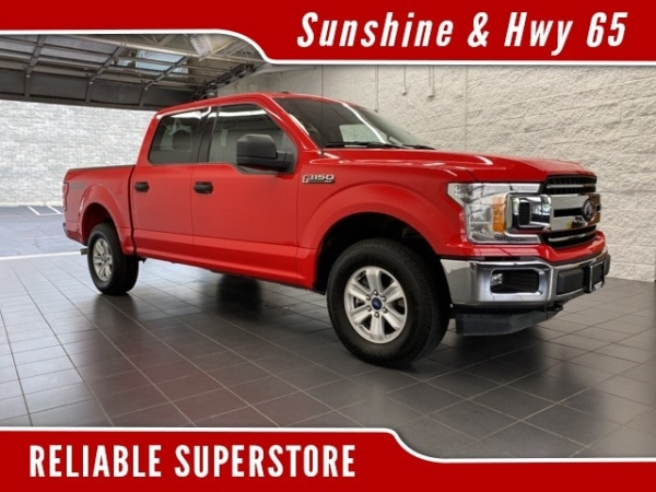2018 Ford F-150 in Springfield, MO