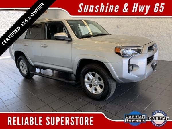 2016 Toyota 4Runner in Springfield, MO