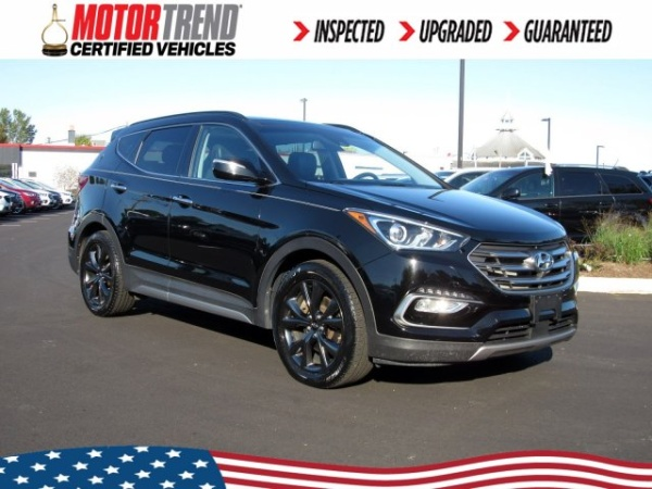 2017 Hyundai Santa Fe Sport in Point Pleasant, NJ