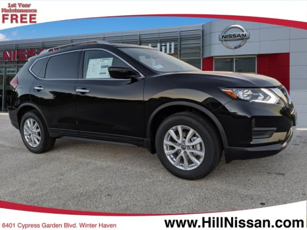 2020 Nissan Rogue in Winter Haven, FL