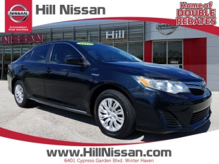 Used 2012 Toyota Camry Hybrid XLE For Sale In Winter Haven, FL