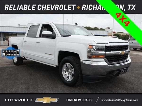 2018 Chevrolet Silverado 1500 in Richardson, TX