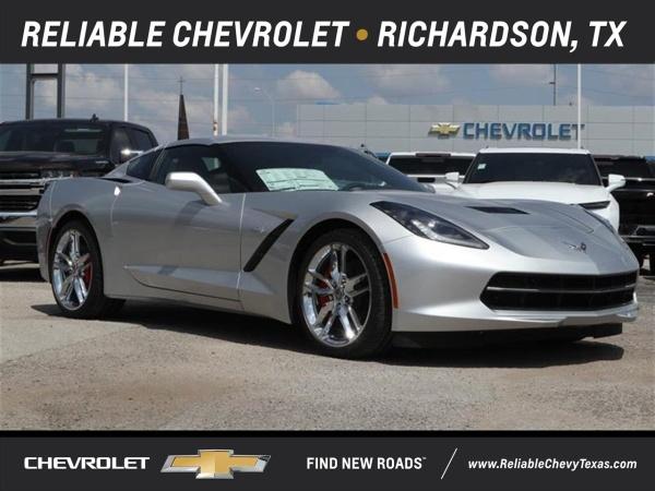 2019 Chevrolet Corvette in Richardson, TX