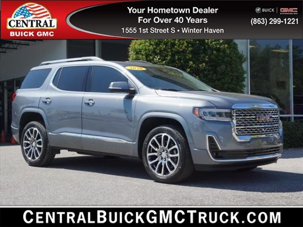 2020 GMC Acadia in Winter Haven, FL