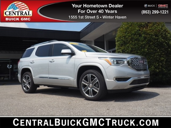 2019 GMC Acadia in Winter Haven, FL