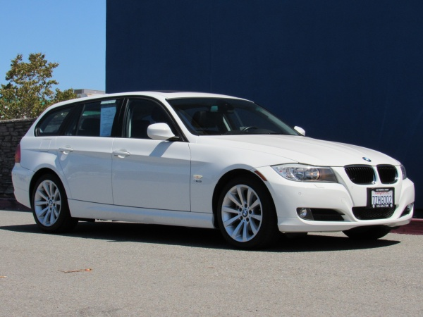 2012 BMW 3 Series Sports Wagon 17950 San Rafael CA