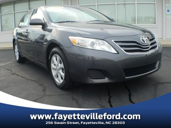 Toyota Fayetteville Nc >> 2010 Toyota Camry Le I4 Manual For Sale In Fayetteville Nc Truecar