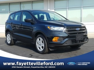 Ford Fayetteville Nc >> Used Ford Escapes For Sale In Fayetteville Nc Truecar