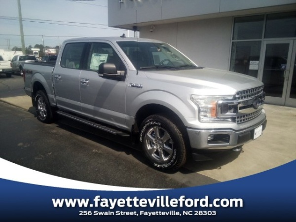2019 Ford F-150 in Fayetteville, NC