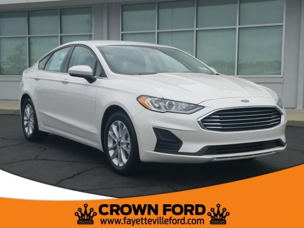2020 Ford Fusion in Fayetteville, NC