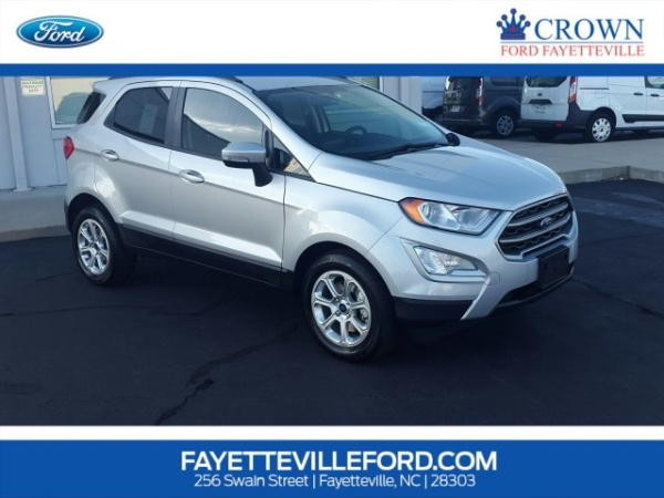 2019 Ford EcoSport in Fayetteville, NC