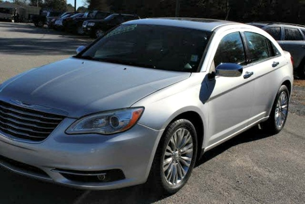 2011 Chrysler 200 in West Columbia, SC