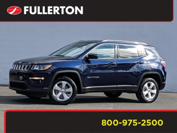 2019 Jeep Compass in Somerville, NJ