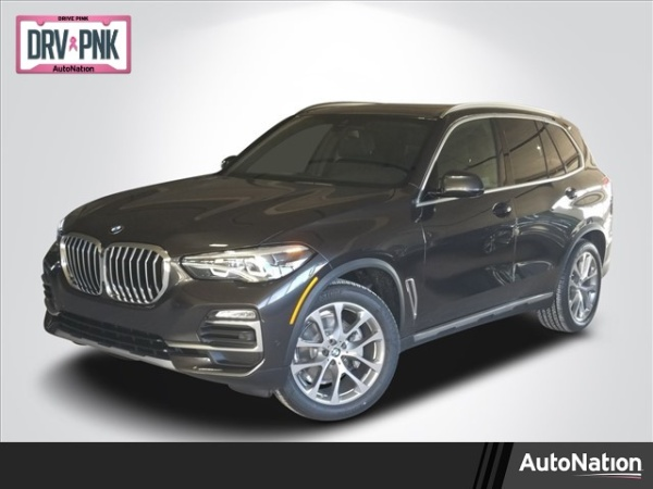 2020 BMW X5 in Bellevue, WA