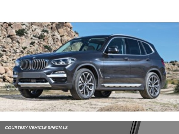 2020 BMW X3 in Bellevue, WA