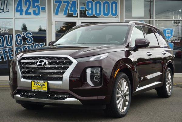2020 Hyundai Palisade in Lynnwood, WA