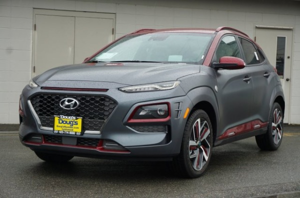 2019 Hyundai Kona in Lynnwood, WA