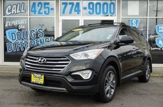 2016 Hyundai Santa Fe Se Fwd For In Lynnwood Wa