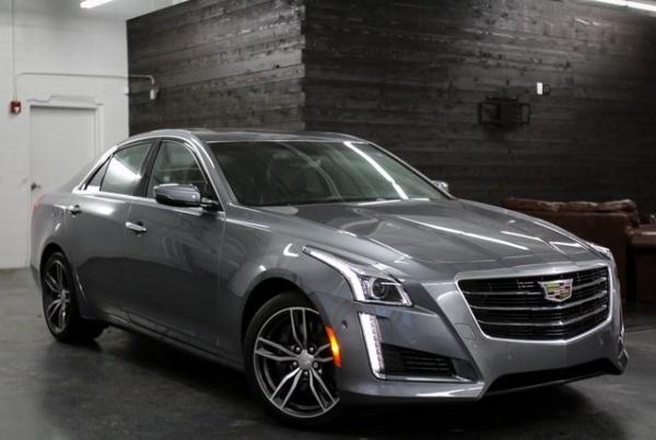 2019 Cadillac CTS V-Sport Premium Luxury