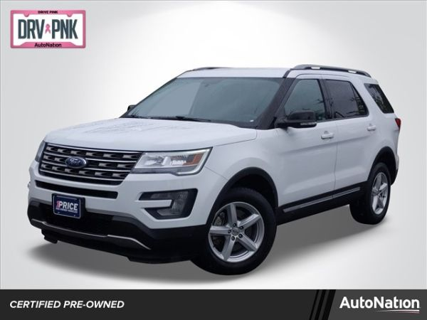 2017 Ford Explorer in Bellevue, WA