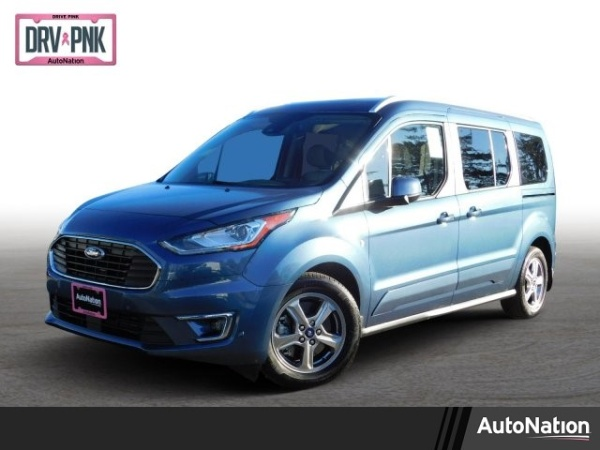 2019 Ford Transit Connect Titanium