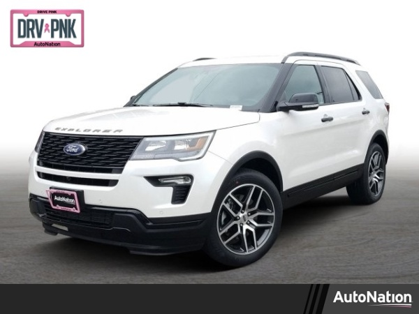 2019 Ford Explorer in Bellevue, WA