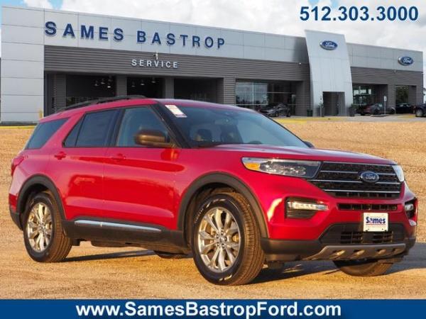 2020 Ford Explorer in Bastrop, TX
