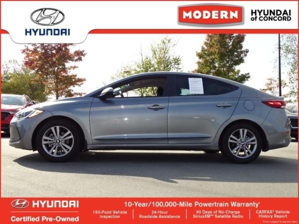2018 Hyundai Elantra in Concord, NC