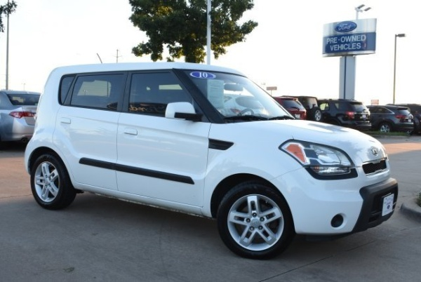2010 Kia Soul 5dr Wagon Man + $5,000 North Richland Hills, TX