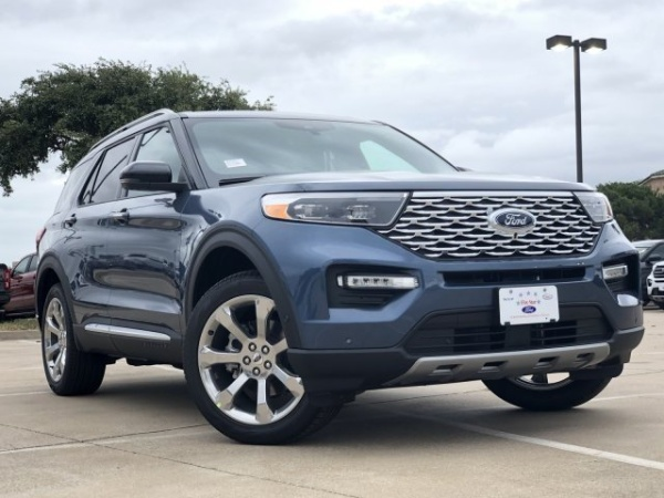 2020 Ford Explorer in North Richland Hills, TX