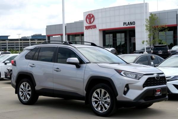 2020 Toyota RAV4 in Plano, TX