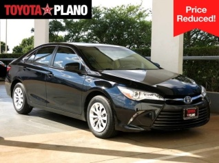 Used 2015 Toyota Camry Hybrid LE For Sale In Plano, TX