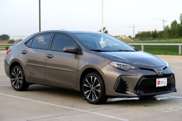 2018 Toyota Corolla in Plano, TX