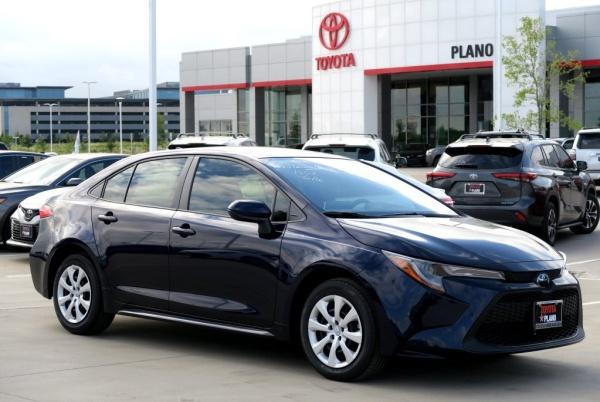 2021 Toyota Corolla in Plano, TX