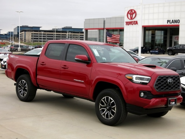 2020 Toyota Tacoma in Plano, TX
